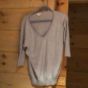 A gap v-neck sweater!